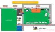 แผนผังการจัดงาน KAMPHAENG RUN 2020 และที่จอดรถ
