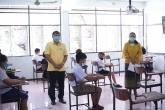 6-7 มิถุนายน 2563 การจัดสอบคัดเลือกห้องเรียน ม.1 และ ม.4  ปีการศึกษา 2563
