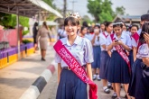 4 มีนาคม 2562 วันปัจฉิมนิเทศ & อำลาสถาบัน นักรียนชั้นมัธยมศึกษาปีที่ 6